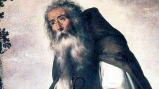 Św. Antoni Opat: pustelnik pierwszego Kościoła