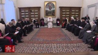 Fińscy luteranie odwiedzili papieża