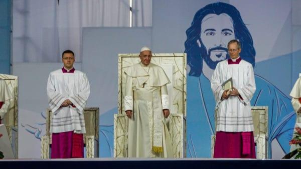 Franciszek naDzień Modlitw oPowołania