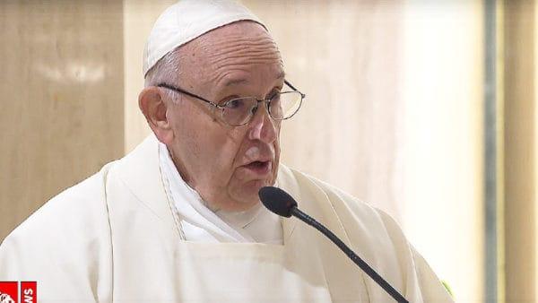 Franciszek: naszą nadzieją jest przebaczenie Jezusa