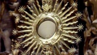 WPanamie papież użyje monstrancji złusek odpocisków