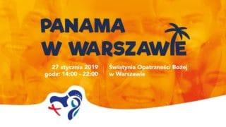 Zaproszenie naPanamę wWarszawie