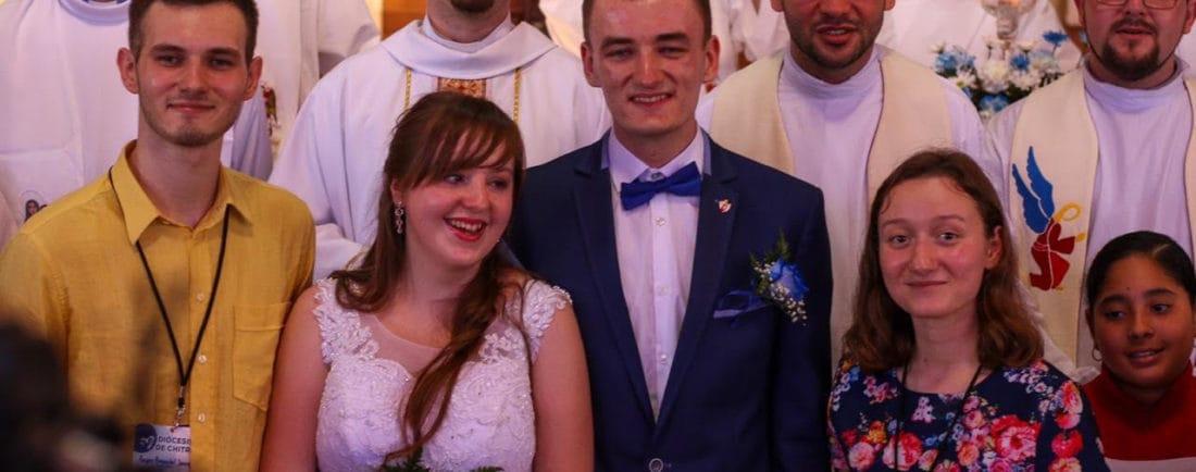 ślub Polskich Pielgrzymów W Panamie Stacja7