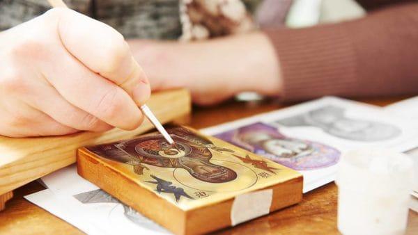 Napiszą ikony dla hospicjum dziecięcego