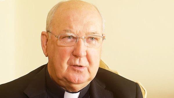 Papież mianował nowego kamerlinga. Co tozafunkcja?