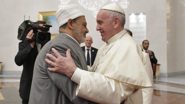 Tornielli: Deklaracja międzyreligijna jest przełomem
