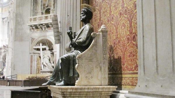 Dziś święto Katedry św.Piotra