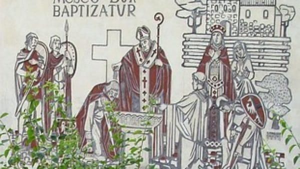 WPoznaniu poraz pierwszy obchodzono Święto Chrztu Polski