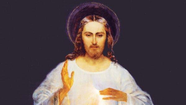 88 lat temu Pan Jezus pierwszy raz objawił się św.Faustynie