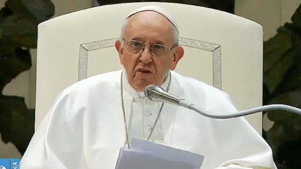 """Franciszek: W""""Ojcze nasz"""" brakuje słowa """"ja"""""""