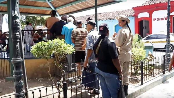 Krytyczna sytuacja wWenezueli