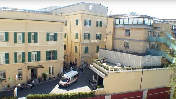 Papieski szpital Bambino Gesu kończy dziś 150 lat