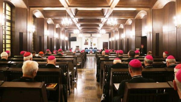 Obchody iwybory. Dziś rozpoczyna się zebranie biskupów