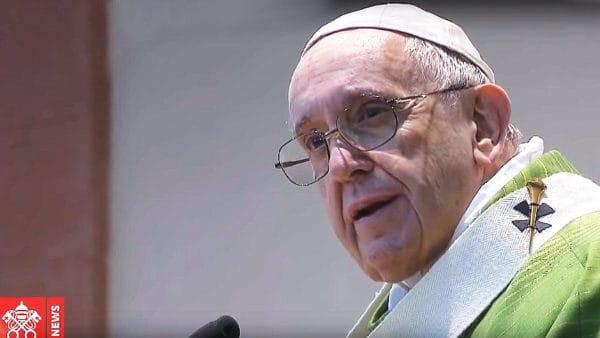 """Franciszek doksięży rzymskich: """"Nie zniechęcajcie się! Bóg oczyszcza Kościół – swą Oblubienicę"""""""