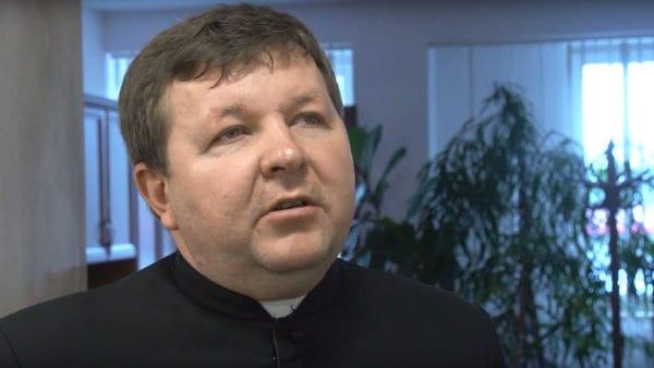 Ks.Jacek Gancarek nowym moderatorem Stowarzyszenia Żywy Różaniec
