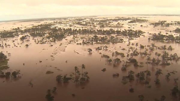 Franciszek przekazał 150 tys. EUR dla ofiar cyklonu wAfryce