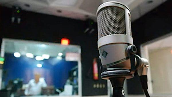 Stacja7 wRadiu Plus czyli porozmawiajmy onowej książce
