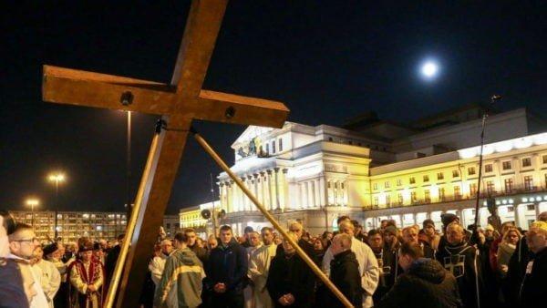 Rozważania Macieja Musiała doDrogi Krzyżowej