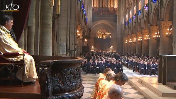 Abp Aupetit: Jestem biskupem bezkatedry