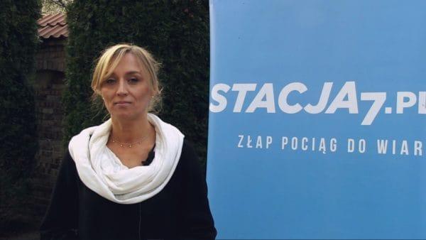Aneta Liberacka zaprasza nadebaty Stacji7