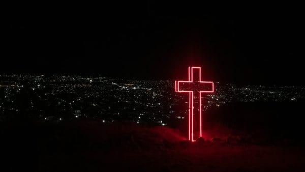 Krzyż 3D