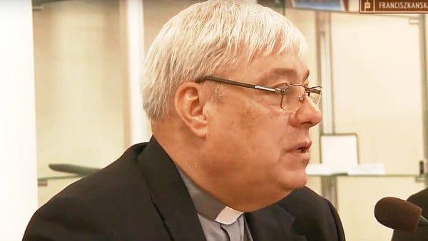 Abp Jędraszewski odwołał prezesa Centrum Jana Pawła II