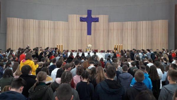 Jesteście młodością Kościoła! Diecezjalny Dzień Młodzieży wWarszawie