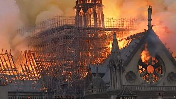 BpJanocha: Kościół weFrancji płonie już kilkadziesiąt lat