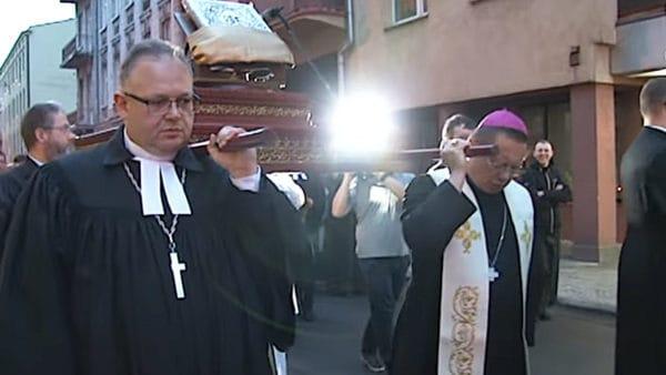 Ekumeniczna Droga Światła przeszła ulicami Łodzi