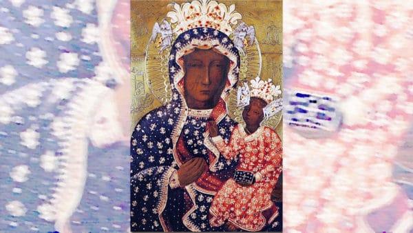 Matka Boża Jasnogórska ma nową suknię ikorony
