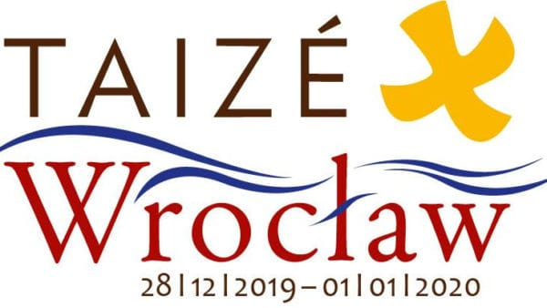 Oto logo Europejskiego Spotkania Młodych 2019 weWrocławiu
