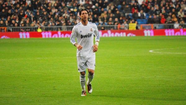 Sergio Ramos przyjął chrzest