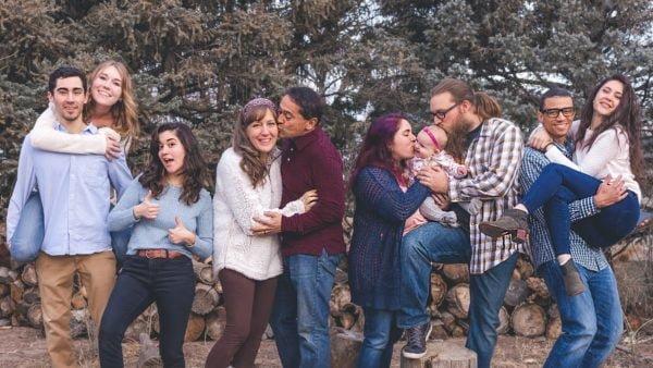 Największe szczęście wżyciu daje rodzina!