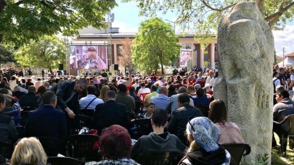 Bułgarski odzew powizycie papieża