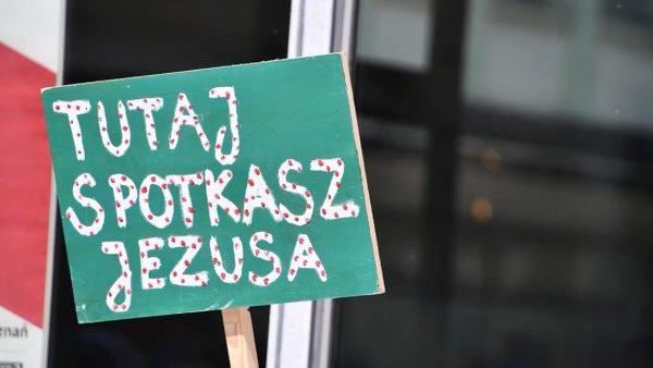 Misja Talitha Kum – największa ewangelizacja uliczna whistorii Poznania