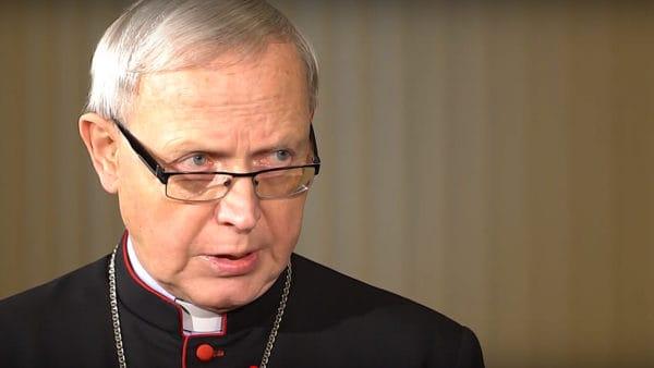 BpLibera spędzi pół roku namodlitwie zaKościół wklasztorze kamedulskim