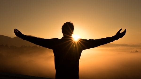 Modlitewny szturm donieba zakapłanów