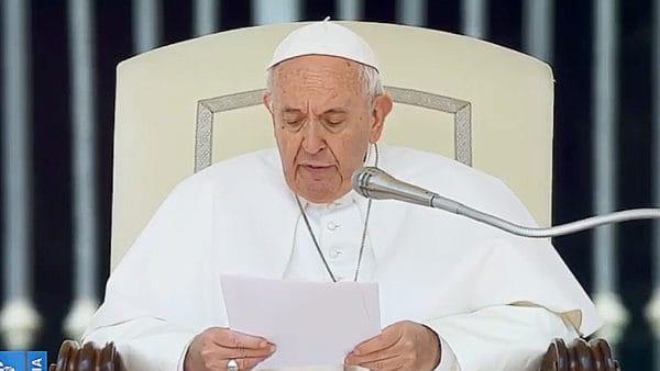 Franciszek: wkażdej sytuacji módl się doOjca
