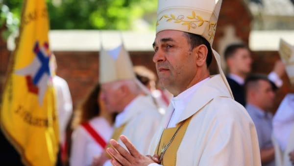 BpPiotr Sawczuk nowym biskupem drohiczyńskim