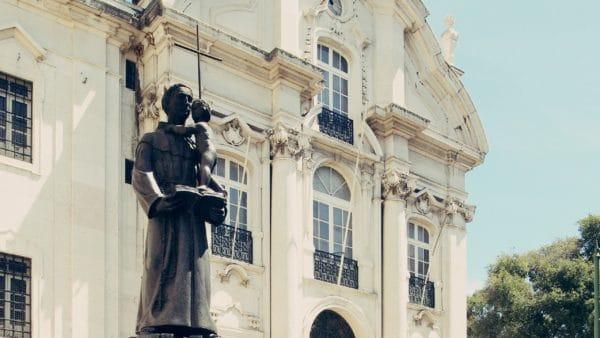 Lizbona – miasto św.Antoniego