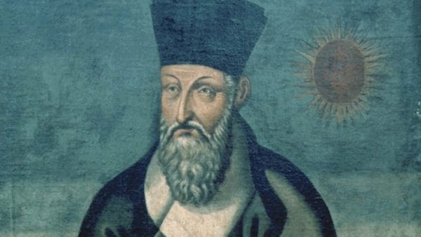 Matteo Ricci. Zakonnik, któryzachwycił chińską elitę