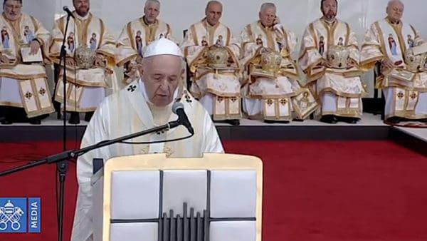 Franciszek dorumuńskich grekokatolików: bądźcie świadkami wolności imiłosierdzia