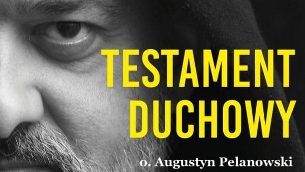 """Mocno ikonkretnie. """"Testament duchowy"""" ojca Pelanowskiego"""