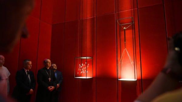 """Wystawa """"Śladami Jezusa"""" już otwarta w Częstochowie"""