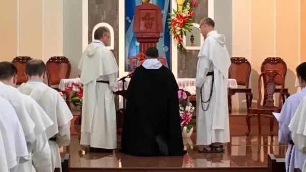 Dominikanie wybrali nowego generała