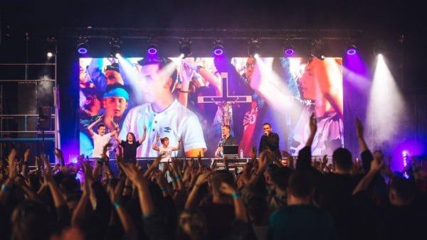 Setki młodych na Festiwalu Życia w Kokotku