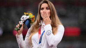 Fot: Facebbok.com/Maria Magdalena Andrejczyk/Olympics