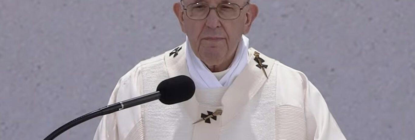 Fot: Youtube.com/Vatican News